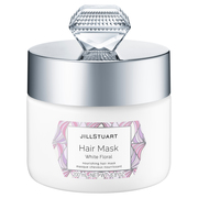 Hair Mask White Floral