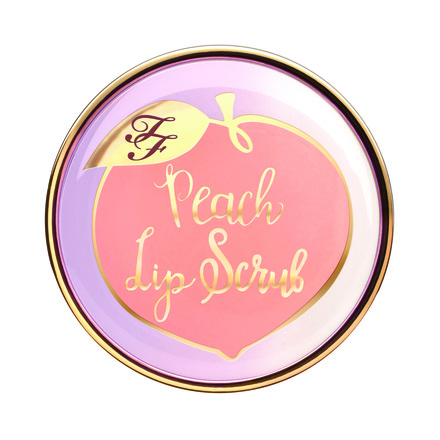 Peaches & Cream Lip Scrub / Too Faced
