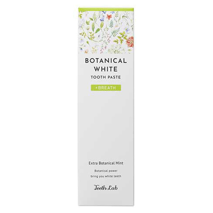 BOTANICAL WHITE +BREATH / TeethLab