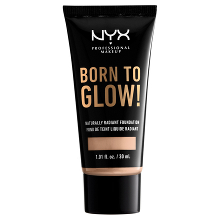 BORN TO GLOW! NATURALLY RADIANT FOUNDATION / NYX Professional Makeup