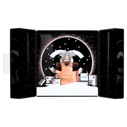 COCO MADEMOISELLE EAU DE PARFUM HOLIDAY THEATER COFFRET