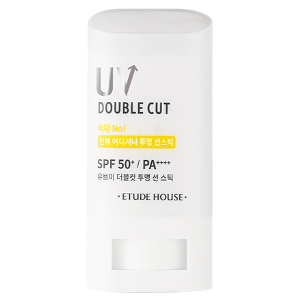 UV Double Cut Clear Sun Stick / ETUDE HOUSE