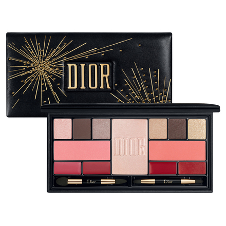 SPARKLING COUTURE PALETTE Colour & shine essentials face, eyes & lips / DIOR