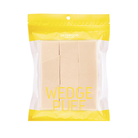 Wedge Puff Sponge (for Foundation) / SKINFOOD