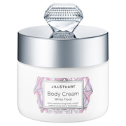Body Cream White Floral