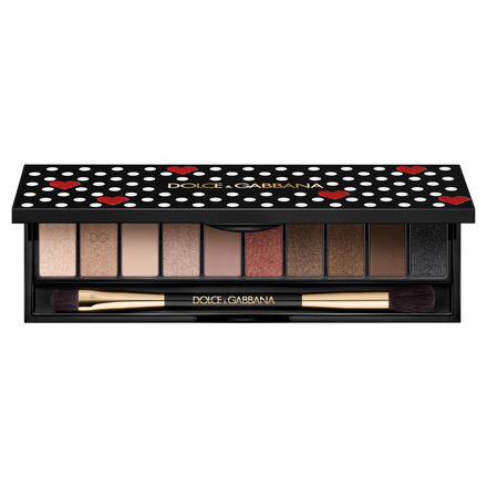 THE EYE ♥DOTS EYESHADOW PALETTE / DOLCE & GABBANA BEAUTY