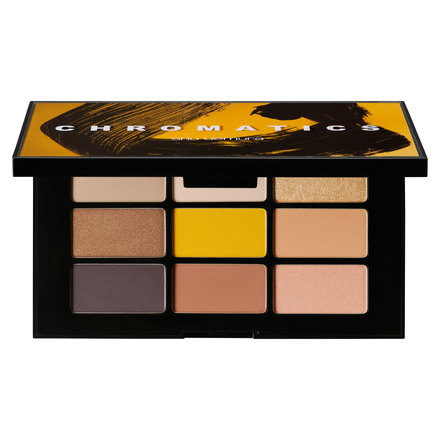 chromatics eyeshadow palette - yuzu vibration