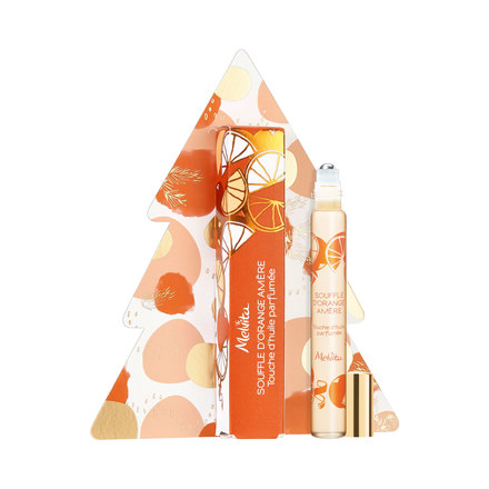 Touch of Nature Citrus Xmas 2019 / Melvita