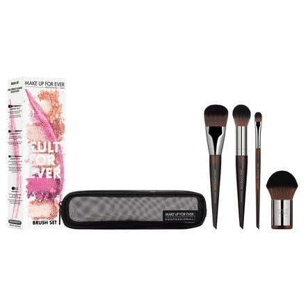 Holiday Brush Set