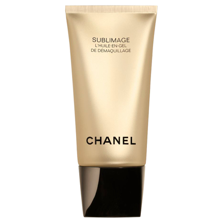 SUBLIMAGE L'HUILE-EN-GEL DE DÉMAQUILLAGE N Ultimate Comfort and Radiance-Revealing Gel-to-Oil Cleanser / CHANEL