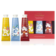 2019 Green Holidays Perfumed Hand Cream Set / innisfree