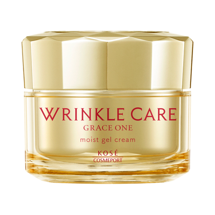 WRINKLE CARE moist gel cream / GRACE ONE