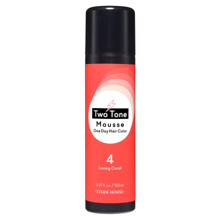 Two Tone Mousse One Day Hair Color / ETUDE HOUSE