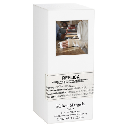 REPLICA Coffee Break Eau de Toilette  / Maison Margiela Fragrances