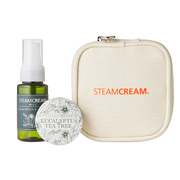 STEAMCREAM EUCALYPTUS & TEA TREE KIT / STEAMCREAM