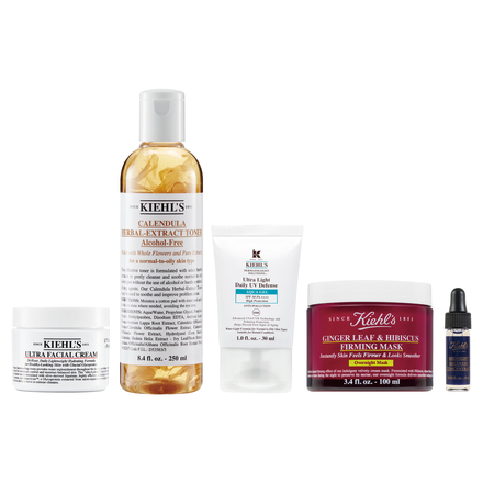 KIEHL'S NEW YEAR HAPPY BAG 2020 Best Hit Skincare Set / KIEHL'S SINCE 1851