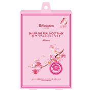 SAKURA THE REAL MOIST MASK / JMsolution -Japan-