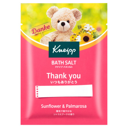 Kneipp Bath Salt Citrus Bouquet Fragrance