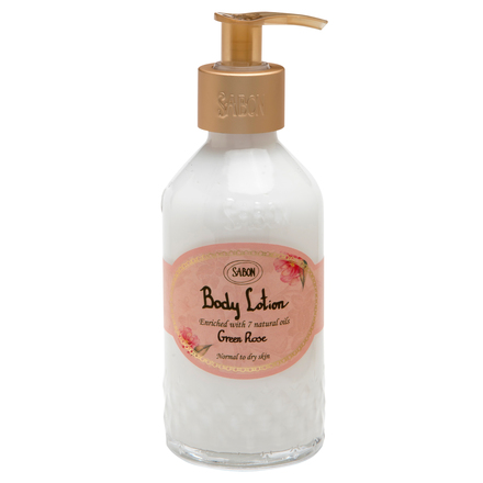 Body Lotion Green Rose / SABON