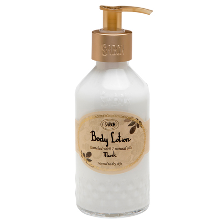 Body Lotion (Musk) / SABON