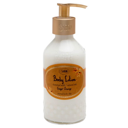 Body Lotion (Ginger Orange) / SABON