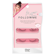 EYELASHES FOLLOWME / D-UP