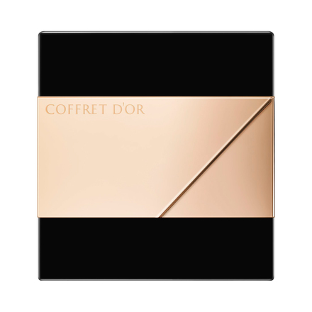 POWDER CASE a / COFFRET D'OR