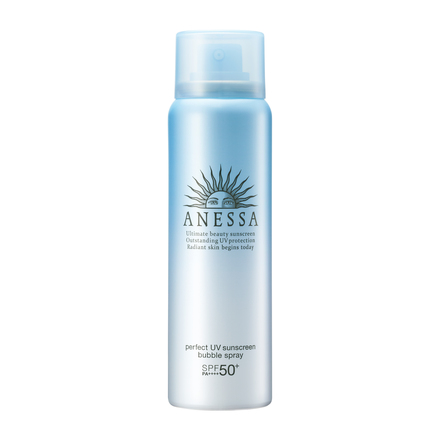 Perfect UV Sunscreen Bubble Spray a / ANESSA