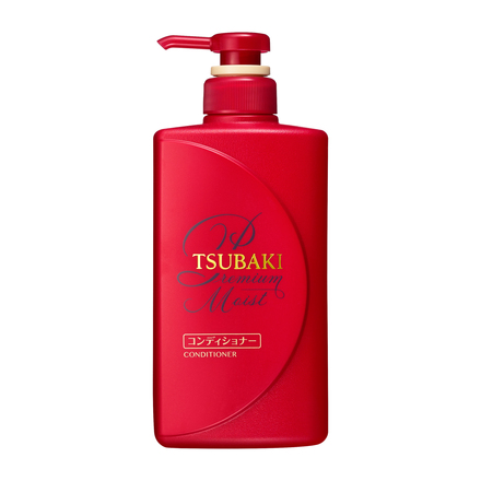 Premium Moist Shampoo/Hair Conditioner / TSUBAKI