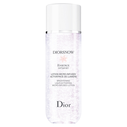 DIORSNOW Brightening light-activating micro-infused lotion / DIOR