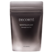 WHITELOGIST OVERNIGHT INNER PLUS / DECORTÉ
