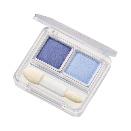 Twin Color Eyeshadow / CHIFURE