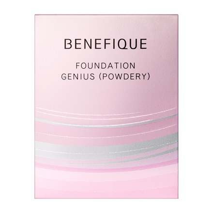 FOUNDATION GENIUS (POWDERY) / BENEFIQUE