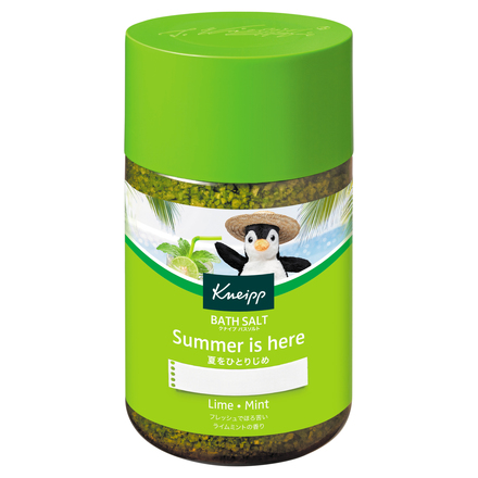 Bath Salt Lime Mint / Kneipp