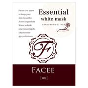 エッセンシャルホワイトマスク / Facee(フェイシー)