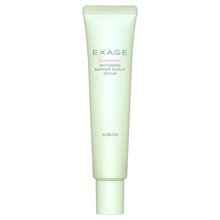 EXAGE SHIMMER WHITENING BARRIER SHIELD SERUM
