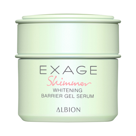 EXAGE SHIMMER WHITENING BARRIER SHIELD SERUM / ALBION | 奥碧虹