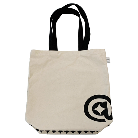 Cotton Tote Bag / @cosme store