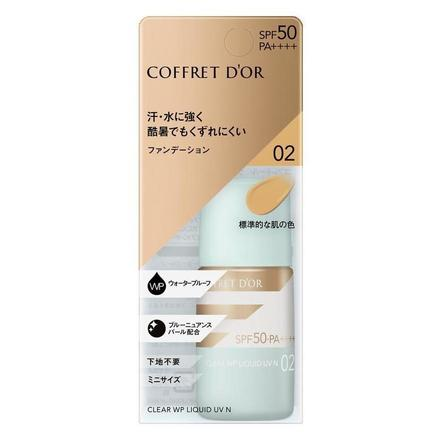 CLEAR WP LIQUID UV n / COFFRET D'OR