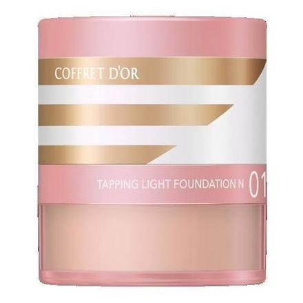 TAPPING LIGHT FOUNDATION n / COFFRET D'OR