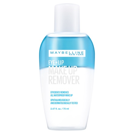 EYE+LIP MAKEUP REMOVER / MAYBELLINE NEW YORK