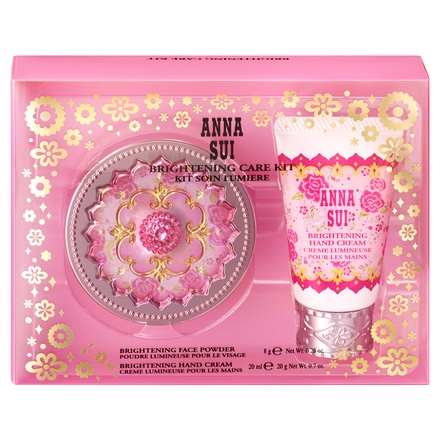 BRIGHTENING CARE KIT / ANNA SUI