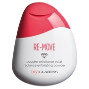 My Clarins RE-MOVE radiance exfoliating powder / CLARINS