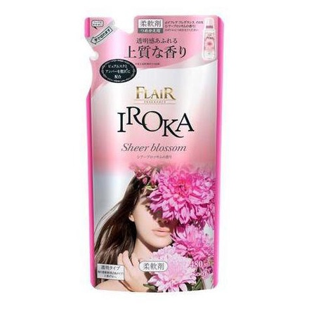 FLAIR FRAGRANCE IROKA Sheer blossom / FLAIR FRAGRANCE
