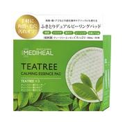 新商品!ティーツリーカーミングエッセンスパッド / MEDIHEAL(メディヒール)