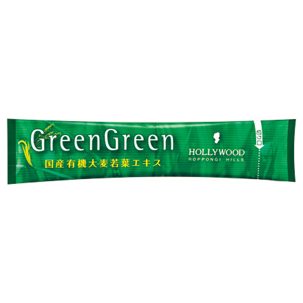 Green Green Stick / HOLLYWOOD