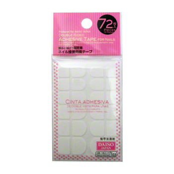 Nail Adhesive Sticker Part 2 / DAISO