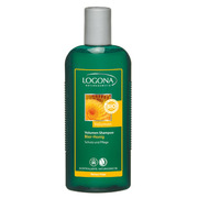 Volume Shampoo Honey Beer / Logona