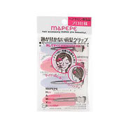 Crease-Free Clips for Bangs / mapepe