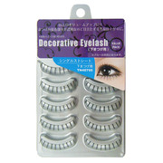 Decorative Eyelashes (Lower Lashes) / Decorative Eyes